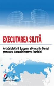 Executarea Silita. Hotarari ale Curtii Europene a Drepturilor Omului pronuntate impotriva Romaniei (Vasile Bozesan)