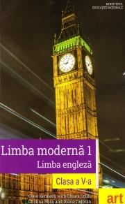 Limba engleza - Manual pentru clasa a V-a. Limba moderna 1