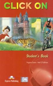 Click On 1 - Student Book - Manualul elevului pentru clasa a V-a