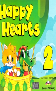Happy Hearts 2 - Pupils Book - Manualul elevului (Fise de lucru + Figurine + Abtipilde)