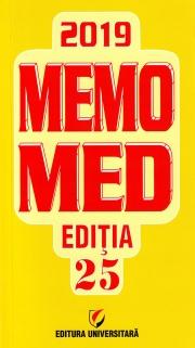 Memomed 2019. Editia 25 - Volumele 1 si 2 - Dumitru Dobrescu