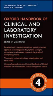 Oxford Handbook of Clinical and Laboratory Investigation - Drew Provan