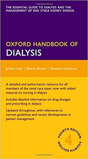Oxford Handbook of Dialysis - Jeremy Levy, Edwin A. Brown, Anastasia Lawrence